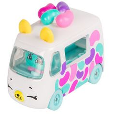 Shopkins Series 1 Cutie Car - Jelly Bean Machine