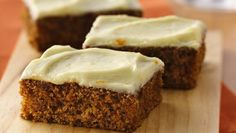 Ginger-Orange Bars  Butter combines with molasses, orange and ginger in these tasty bars to give an extra taste hit. Butter does contain saturated fat, but you can still have some as long as you keep the amount low.