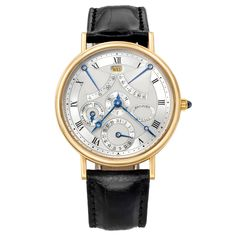 Breguet Perpetual Calendar Equation of Time Rose Gold (3477BR)
