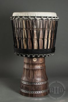 Beautiful Djembe Drum.
