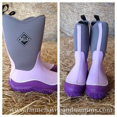 Farmers Wife and Mummy review the Original Muck Boots from Wellie-Web. Click the image to read more.