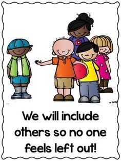 Freebie Bully Free Zone Classroom posters
