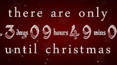 10 Christmas Countdown Ideas Christmas Countdown Countdown Christmas