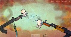 Garrinchatoonz Syria children | Caricaturas - Yahoo Noticias