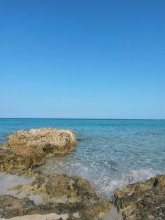 Beach of San Lorenzo- Noto (Italy) #beach#sicily#italy