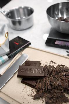 Just what I need for the most elegant chocolate sorbet! #kayak_inspiration #kayak_icecream #icecream