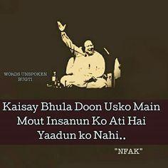 True Nfak Quotes, Sad Love Quotes, Sassy Quotes, Time Quotes, Photo Quotes, Mood Quotes, Poetry Quotes, Hindi Quotes, Urdu Poetry