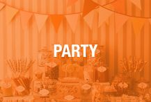 Party planning ideas.