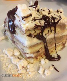 Delizia alla crema di cioccolato fondente con silken #tofu | CuciniAmO
