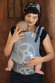TULA Baby Carriers   Toddler Carriers — (Standard Size) Full Wrap Conversion Tula Baby Carrier - Natibaby Gear