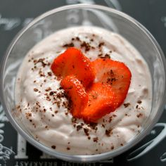 Strawberry Shrikhand. Find this and other wonderfully yummy recipes from food artisans around the world at our fantastic website yumgoggle.com