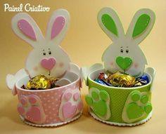 Gifts For Boyfriend Diy Easter 17 Super Ideas Bunny Crafts, Easter Crafts For Kids, Diy For Kids, Kids Fun, Foam Crafts, Diy And Crafts, Easter Bunny, Easter Eggs, Homemade Gifts For Boyfriend