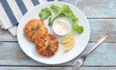 Medaglioni di salmone #salmon #ricette #burger
