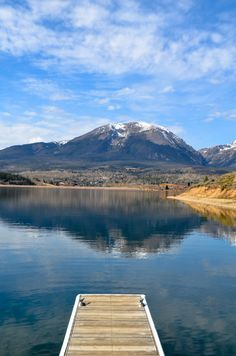 From the shores to the reflections, Lake Dillon. Paden Designs Photography