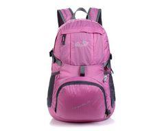 Outlander Big Packable Handy Lightweight Travel Backpack Daypack-Pink