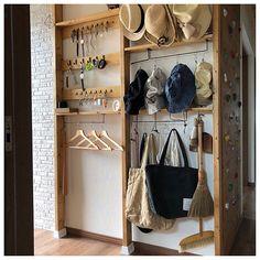 Ideas For Diy Room Storage Ideas Bedrooms Shoe Racks Diy Home Decor, Room Decor, Room Closet, Home Room Design, Diy Garage, Easy Diy Crafts, Home Organization, Storage Spaces, Storage Ideas