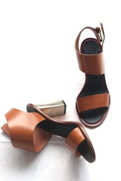Bam Bam sandals, Celine