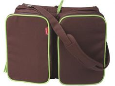 Bolsa Baby Bag Multiuso - Fisher-Price com as melhores condições você encontra no Magazine Edmilson07. Confira!