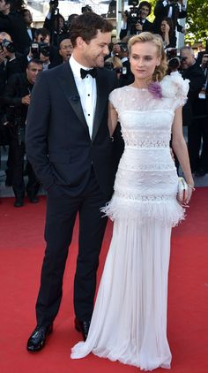 Best Dressed Men Cannes 2012 - Joshua Jackson in a tuxedo!