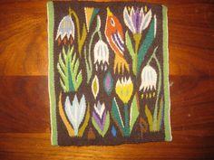 Swedish Handwoven Tapestry Flemish OLD Motive | eBay