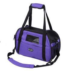 Pet Carrier for Dogs and Cats Comfort Airline Approved Travel Tote Soft Sided Bag for Pets * For more information, visit now(This is an affiliate link and I receive a commission for the sales) : Cat Cages, Carrier and Strollers