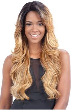 Freetress Equal Lace Front Wig MIZZY