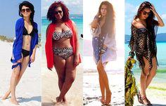 Como Usar: Looks para a Praia! | Just Lia