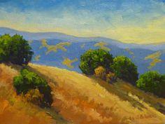 Golden California  by Steven Guy Bilodeau