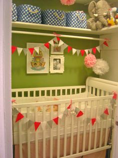Turning Closet Into Nursery