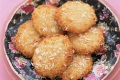 Coconut Oil & Banana Coconut Cookies