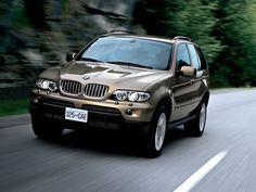 E53 BMW X5 Bronze