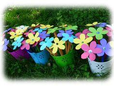 bouquet de crayons de couleur - cadeau pour la maitresse