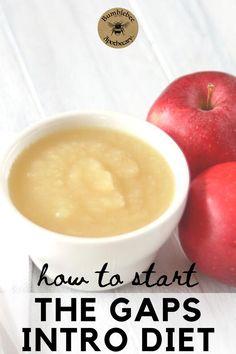 Ulcerative Colitis Diet, Rheumatoid Arthritis, Gaps Diet Recipes, What Can I Eat, Diet Meal Plans, Meal Prep, Diet Food List, Health Foods, Gut Health