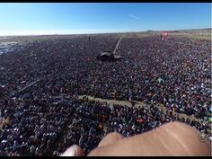 Bloemfontein 22 April 2017 Prayer for South-Africa Angus Buchan