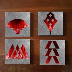 Spiff up your gamer or nerd pad with these awesome custom video game coasters. Pick up your favorite factions or collect them all. Our coasters will save your surfaces from any rings or stains. Dont delay your surfaces need them. Coasters are coated in a resin glaze to protect against damage. Featured is a 4 set but we do offer 6 and 8 sets as well. Need a larger set? Just let us know. Looking for a different theme? Just let us know in a message and we will be glad to create them for you…
