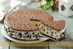 Torta gelato cookie