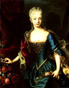 "the-vintage-dress: "" Maria Theresia.. """