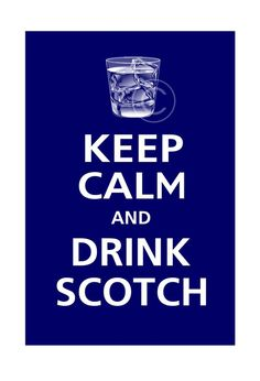 Keep Calm and DRINK SCOTCH | Get all major labels of Imported #Scotch #Whisky at Ice Cube #Chandigarh