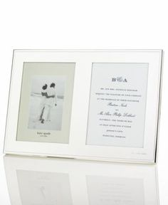 Kate Spade New York Darling Point Frame 8 X 10 Picture Frames
