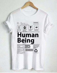 human being T Shirt Size - Cool Shirts - Ideas of Cool Shirts - human being T Shirt Size T Shirt Designs, Shirt Print Design, Style Sportif, Mode Inspiration, Design Inspiration, Apparel Design, Direct To Garment Printer, Printed Shirts, Shirt Style