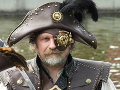 Steampunk Pirate @ Elf Fantasy Fair Arcen