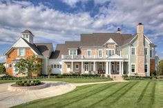 Artisan Signature Homes | Custom Home Builder | Louisville | Greystone Country House