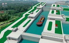 Nuevo canal de Panamá generó $20 millones en un mes