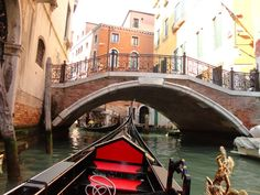Gôndola- Veneza