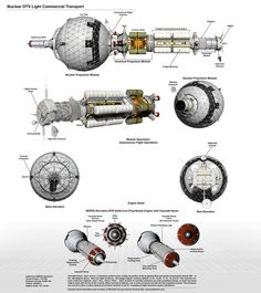 Nuclear OTV Commercial Transport Diagram by William-Black on deviantART