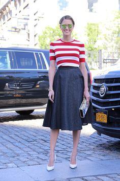 Helena Bordon new york fashion week street style spring 2016_6597