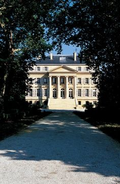 Chateau Margaux Bordeaux France. Was questioned by the Gendarmerie for stopping too close to a government residence. Should have brushed up on my French beforehand.... Bloody Tourists!