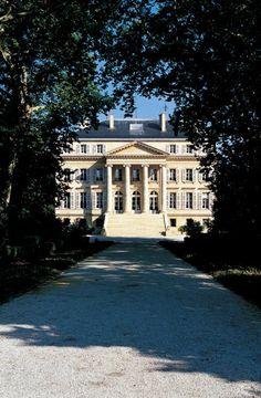 Chateau Margaux Bordeaux France