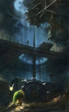 Creative Fantasy Illustrations by uniqueLegend