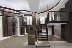 Rathaus Schorndorf, Schorndorf. Ein Projekt von Ippolito Fleitz Group – Identity Architects, Storytelling.